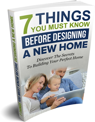 7 things before designing new home